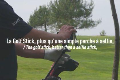Vidéo promotionnelle pour un selfie stick