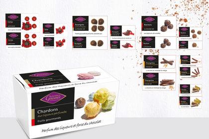 Monoprix Gourmet - Chocolat de Noël