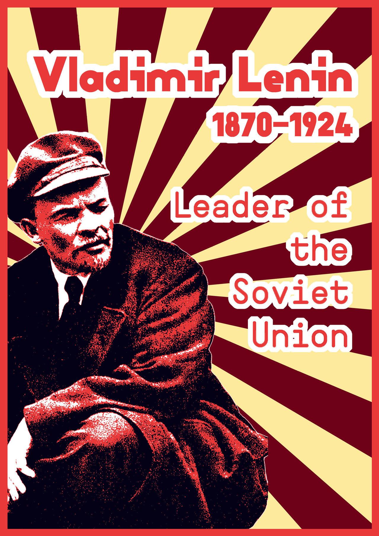 Faces of Communism : Lenin