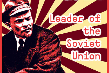 Faces of Communism : Lenin