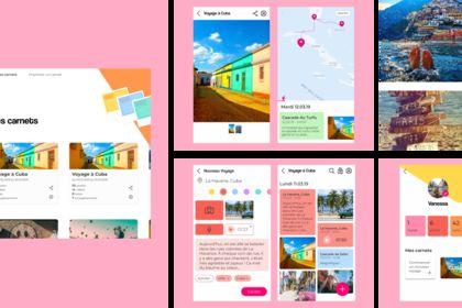 Roadeo-Application de carnet de voyage intéractif