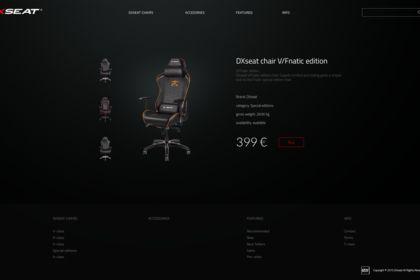 Dxseat webdesign ( Part II )