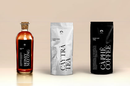 Packaging - Virico