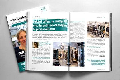Marketing Performer - Magazine