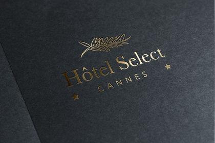 Hôtel Select - Logotype