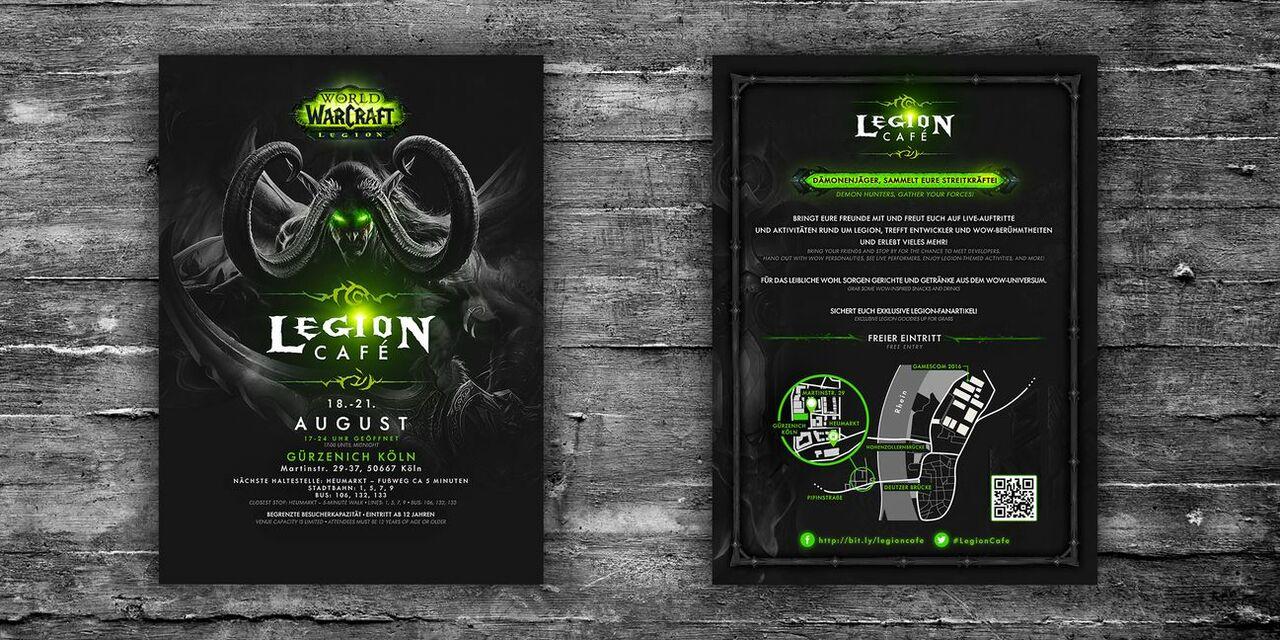 World of Warcraft - Campagne print