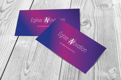 Flyer Eglise Novation