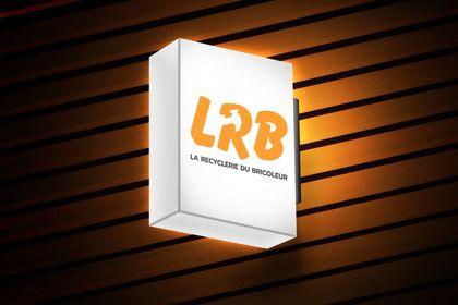 Réalisation du logo LRB