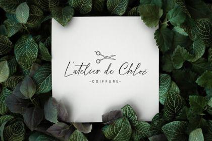 Réalisation du logo L'atelier de Chloé