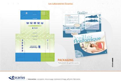 Packaging Escarius