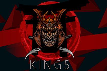 Bannière KING 5