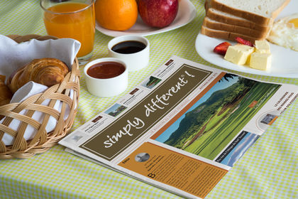 Magazine Simply Different® - automne/hiver 2015