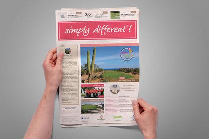 Magazine Simply Different® - printemps/été 2016