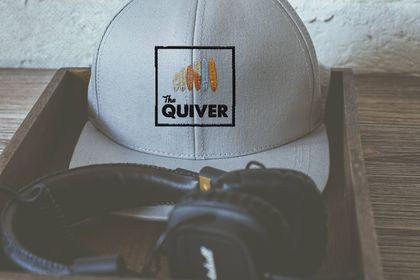Création du logo de The Quiver