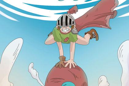 Helmet&Ugo Cover