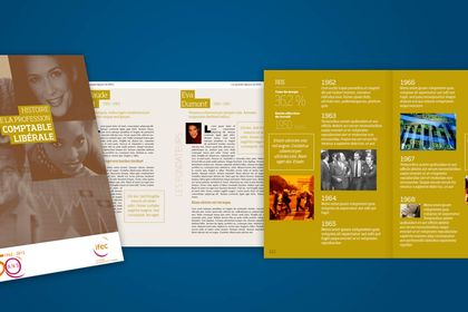 Brochure anniversaire