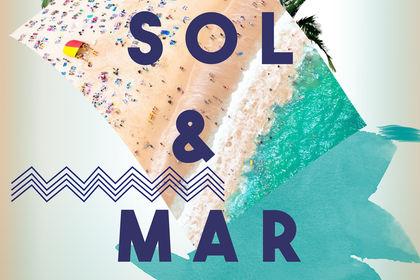 Affiche Sol & Mar