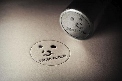 """Logo """"panda"""""""