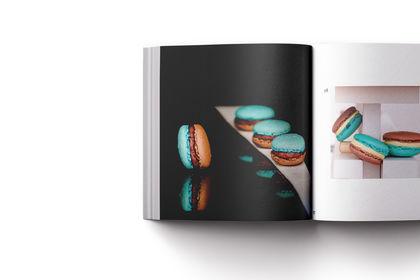 """Catalogue """"macarons"""""""
