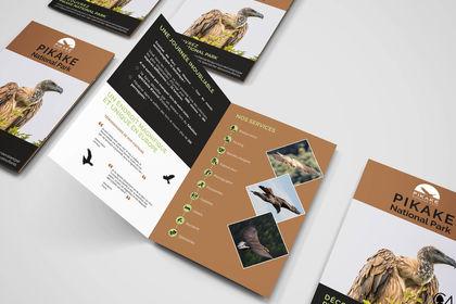 "Brochure ""Pikake National Park"""
