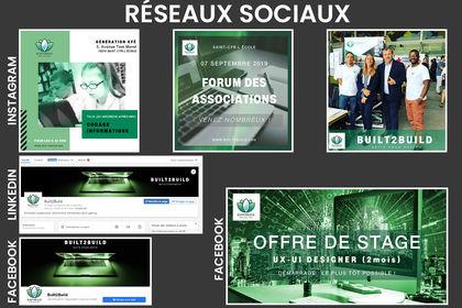Publications Réseaux Sociaux
