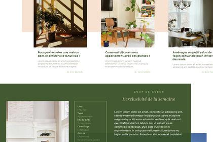 Site internet de petites annonces immobilières