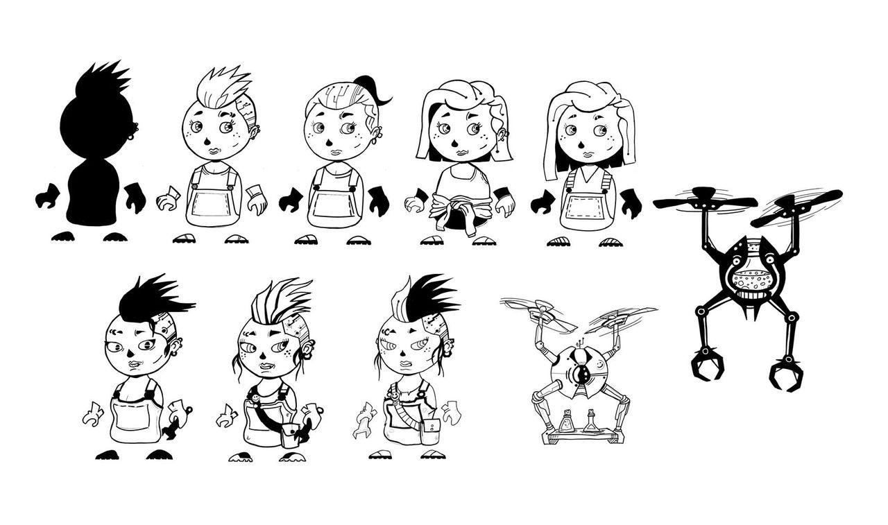 Recherches de personnages