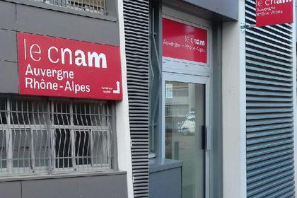 Enseigne CNAM Grenoble