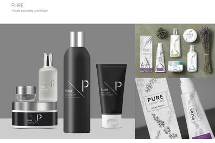 Projet produits cosmétique