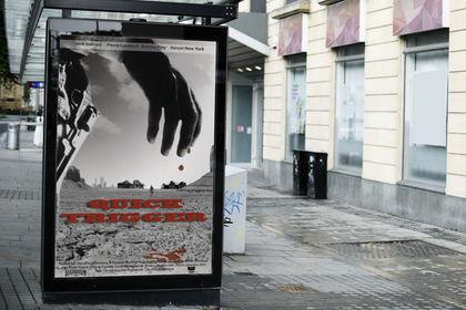 Affiche cinéma