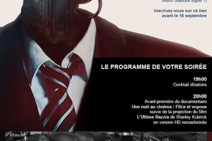 Canalsat et TCM - Email d'invitation