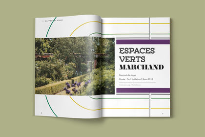 Espaces Verts Marchand