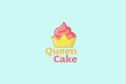 QueenCake logo