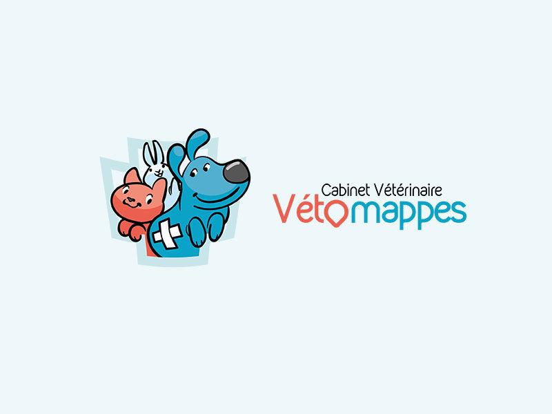 Création de logo pour une clinique vétérinaire