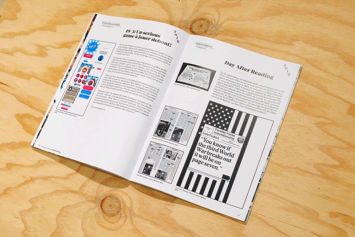 La création chez les designers militants