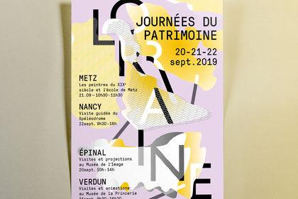 Lorraine, affiche
