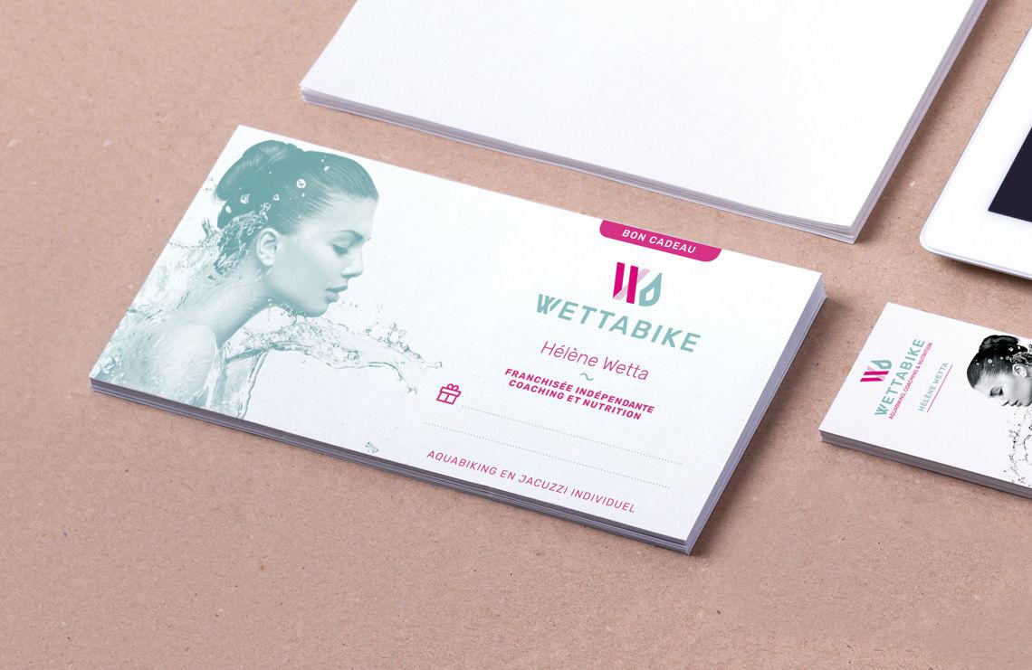 Wettabike, carte cadeau