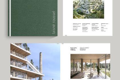 Laisné roussel, book/portfolio