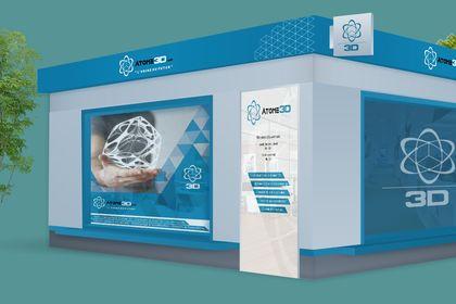 Atome 3D  – Impression et de technologie 3D