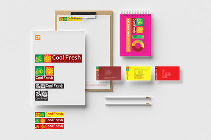 Coolfresh corporate brand