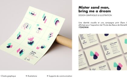 Affiche & cartons d'invitation