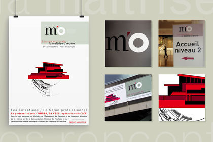 Groupe Moniteur - Salon MO