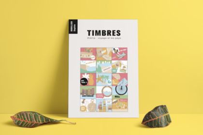 Illustrations de timbres
