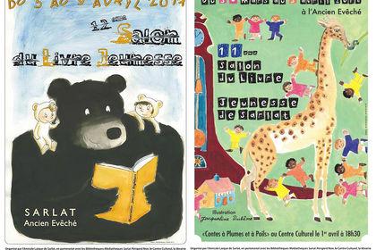 Salon du Livre Jeunesse de Sarlat