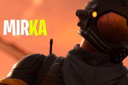 FRAGMOVIE FORTNITE - Mirka