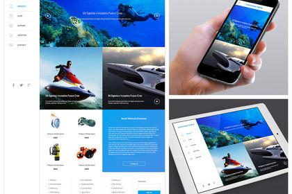 Concept Responsive Webdesign