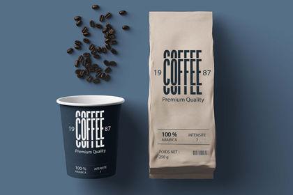 Café identité visuelle