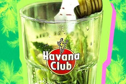 Site mobile Havana Club