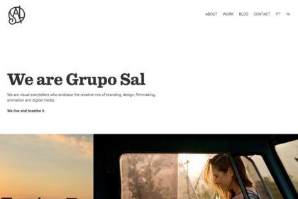 UX design site d'agence