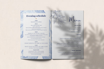 The Culch's Anniversary Gala - Brochure